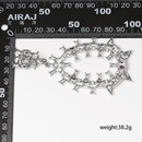 Jewelry Wholesale Geometric Earrings Tassel Long Exaggerated Earrings NHJJ182237