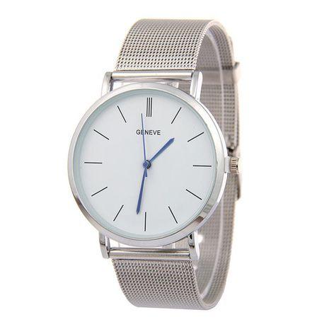 reloj de malla dorada para mujer reloj de escala de malla de moda al por mayor NHSY182812's discount tags