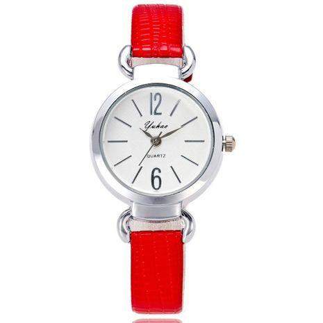 Reloj de moda pequeña esfera delgada correa estudiante reloj femenino temperamento correa reloj de mujer NHSY182808's discount tags
