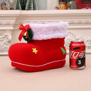 Christmas gifts, Christmas candy boots, jars, Christmas creative decoration supplies NHMV182609's discount tags