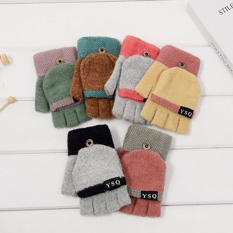 Accesorios de ropa de otoño e invierno guantes para adultos suministros de calentamiento al aire libre al por mayor NHDM182702's discount tags