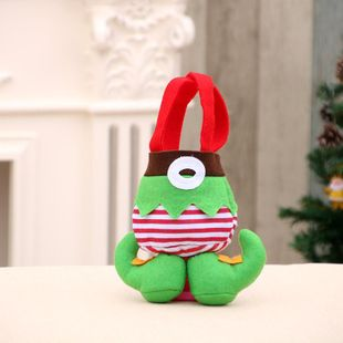 Christmas gifts Christmas decorations elf bag candy bag Christmas gift bag NHMV182617's discount tags