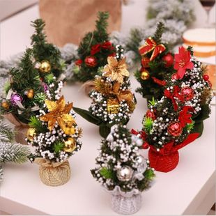 Mini Christmas tree decoration NHMV182594's discount tags