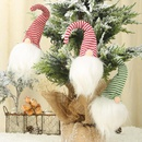 Christmas decoration supplies lamp faceless doll decoration glowing forester pendant NHHB182584