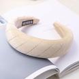 NHDM494362-Beige-velvet-sponge-headband