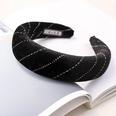 NHDM494363-Black-velvet-sponge-headband