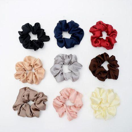 Pure color fashion Korean simple cloth art lady head flower hair accessory NHOF182865's discount tags