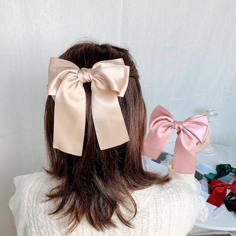 Coiffe ruban multicouche surdimensionné arc pince à cheveux haut en gros mode NHOF182868's discount tags