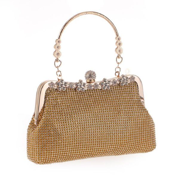 Bags women's 2019 new rhinestone women's bag dinner party bag NHYG183019