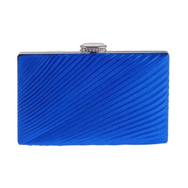 New small square mini clutch bag dinner party bag folding cloth bag NHYG182996
