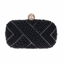 New Fashion Dinner Bag Womens Small Pearl Square Bag NHYG183001