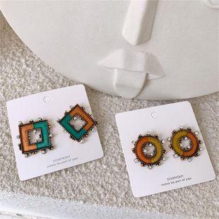 Handmade earrings NHYQ174989's discount tags