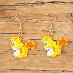 Female earrings i-woven squirrel Miyuk NHGW175071's discount tags