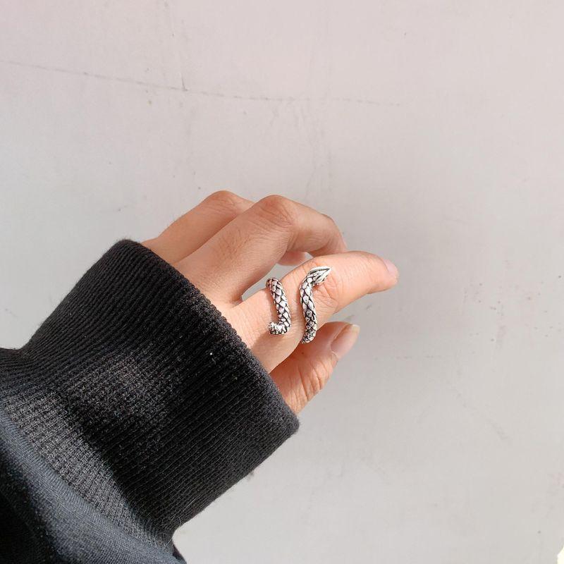Tail ring old snake body winding NHYQ174956