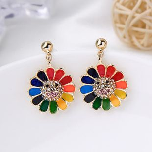 Fashion S925 silver earrings with diamond stud earrings NHQD175416's discount tags