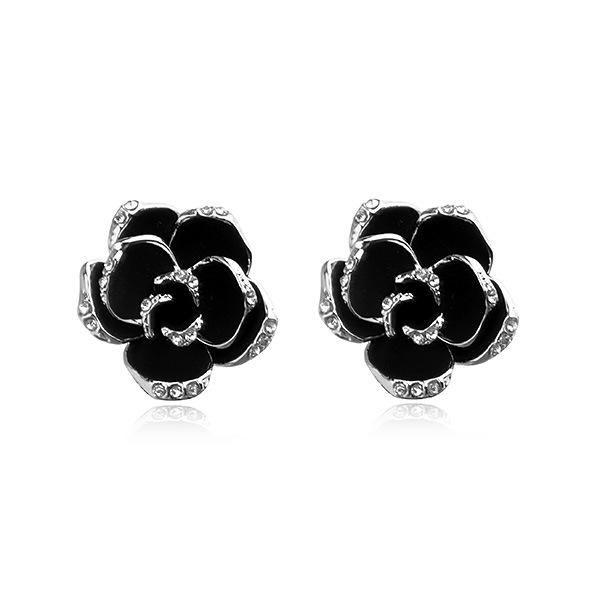 Exquisite Earrings with Diamonds Earrings Drops Earrings Vintage Ornaments NHLJ175262