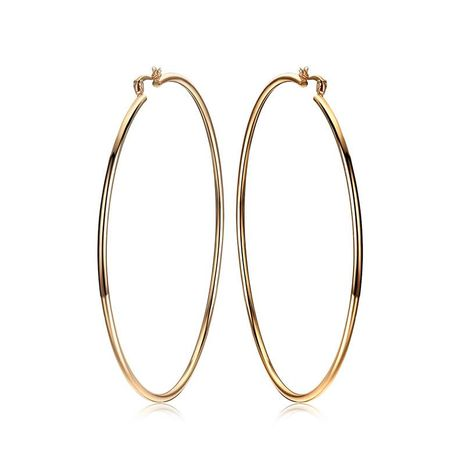 European and American fashion pop earrings personality exaggerated glossy big earrings earrings high-end foreign trade jewelry 121020 NHLJ175845's discount tags