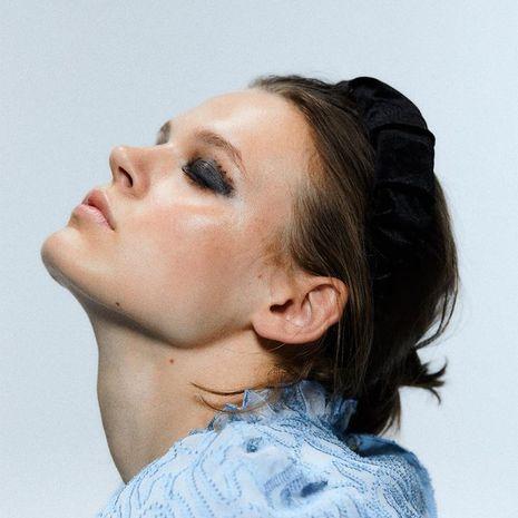 Velvet headband new temperament hair accessories fashion artifact jewelry NHJQ176177's discount tags