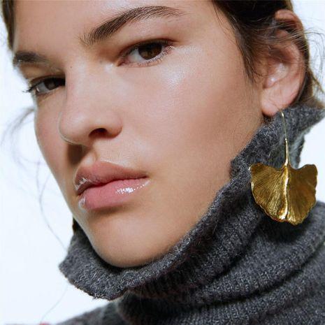 Boucles d'oreilles en alliage d'érable Bijoux Accessoires Boucles d'oreilles simples Nouvelles boucles d'oreilles NHJQ176204's discount tags