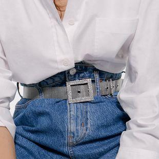 Alloy diamond belt new accessories accessories fashion jewelry simple wild waist chain NHJQ176196's discount tags