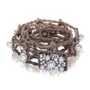 Alloy Diamond Pearl Belt Fashion Retro Belt Jewelry Accessories Casual Apparel Accessories NHJQ176184