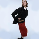 Alloy diamond belt waistband waistband simple waist chain fashion explosion belt jewelry NHJQ176193