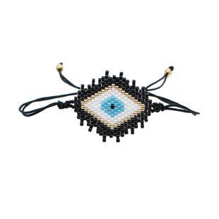 Evil eyeMiyuki ladies bracelet evil eye demon eye jewelry NHGW176470's discount tags