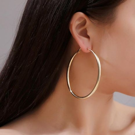 Earrings simple and stylish exaggerated big earrings punk style earrings temperament earrings NHDP176401's discount tags