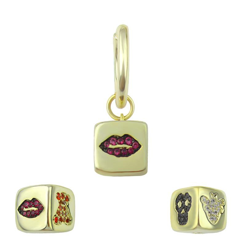 Retro scorpion earrings earrings female earrings temperament fashion earrings NHLJ175941