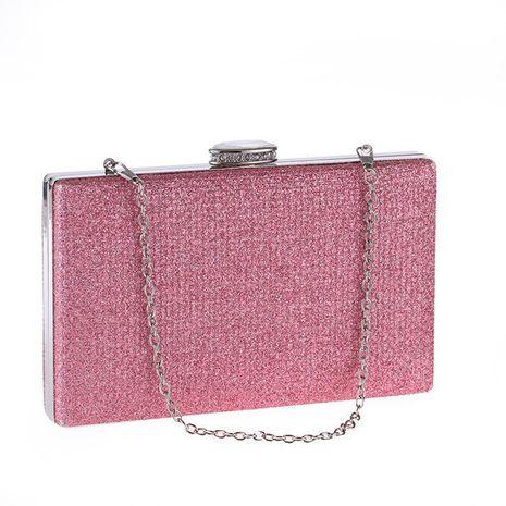 Bolso de fiesta de noche simple con clutch de mujer de moda de diamantes NHYG176860's discount tags