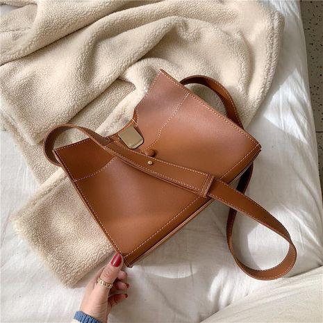 Bolso femenino nuevo bolso cuadrado pequeño bolso de hombro con aire bolso Messenger NHTC176728's discount tags