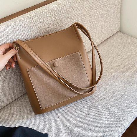 Bolso grande mujer nueva moda gran capacidad bandolera bolso simple NHTC176729's discount tags