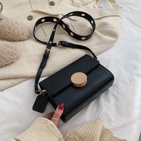 Bolso retro femenino nueva moda solo hombro Messenger bag wild pequeño bolso cuadrado NHXC176762's discount tags