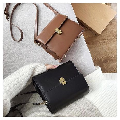 Bolso femenino nuevo bolso de hombro retro colgado pequeño bolso cuadrado tendencia bolso NHXC176767's discount tags