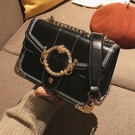 Bolso femenino nueva cadena hombro colgado bolso femenino moda bolso cuadrado pequeño NHTC176738's discount tags