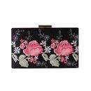 New fashion womens bag clutch bag female diamond lock buckle evening bag shoulder diagonal chain bag NHYG176848