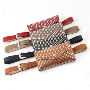 Women's fine leather belt decoration wholesales fashion NHPO183190's discount tags