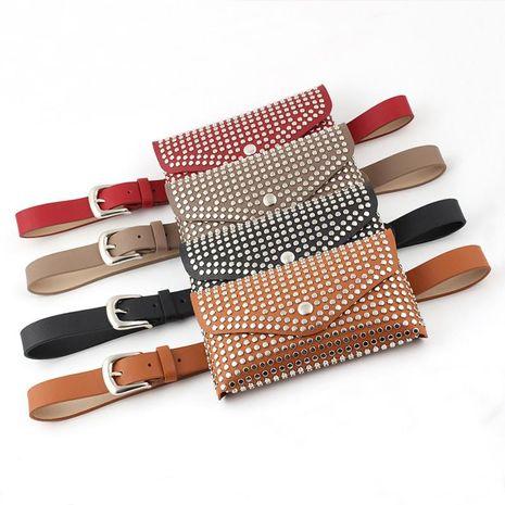 Women's fine leather belt decoration wholesales fashion NHPO183190's discount tags