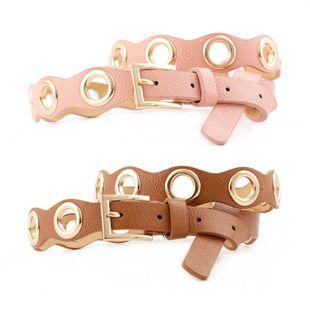 New Women's Belt Air Gourd Belt Decorative Belt Wholesale fashion  NHPO183194's discount tags