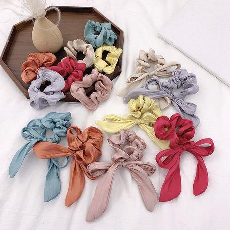 Arco doblado anillo para el cabello accesorios para el cabello cuerda femenina flor accesorio para el cabello NHOF183356's discount tags