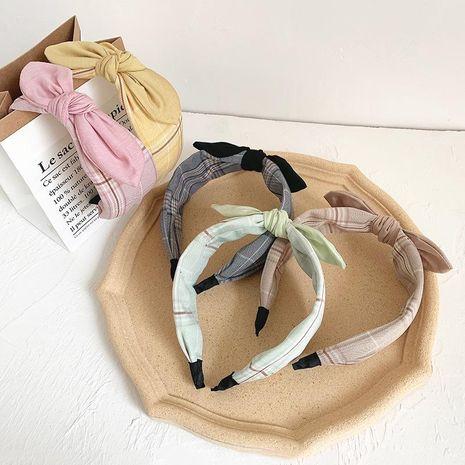 Banda para el cabello linda lavado cara arco aro de pelo presión aro para el cabello tocado banda para el cabello NHOF183361's discount tags