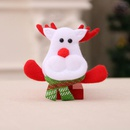 Christmas decoration supplies glowing brooch Christmas gifts wholesale NHMV183215