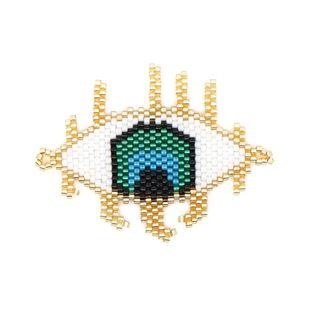 Miyuki women Jewelry Accessories Eyes NHGW185575's discount tags