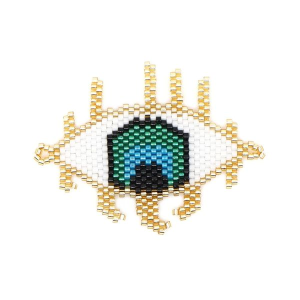 Miyuki women Jewelry Accessories Eyes NHGW185575