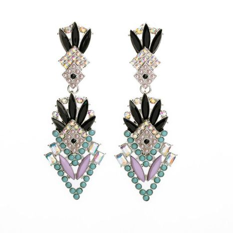 Fashion Jewelry Wholesale Exaggerated Luxury Women's Ear Studs NHQD185941's discount tags