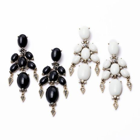 Korean fashion earring jewelry wholesale simple ladies earrings NHQD185944's discount tags