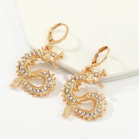 Diamond Stud Earrings wholesales fashion NHNZ185913's discount tags