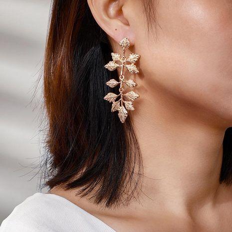 New Bohemian Vintage Irregular Fringe Earrings NHGY185776's discount tags