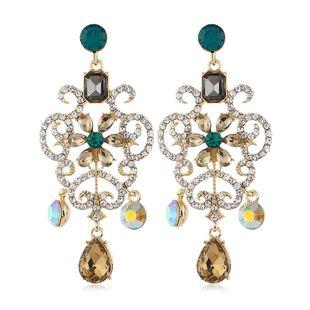 Fashion jewelry earrings exaggerated earrings earrings women NHVA186008's discount tags