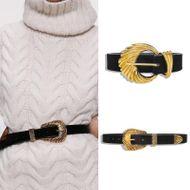 Alloy Velvet Belt Trendy Fashion Accessories Simple Belt NHJQ185847